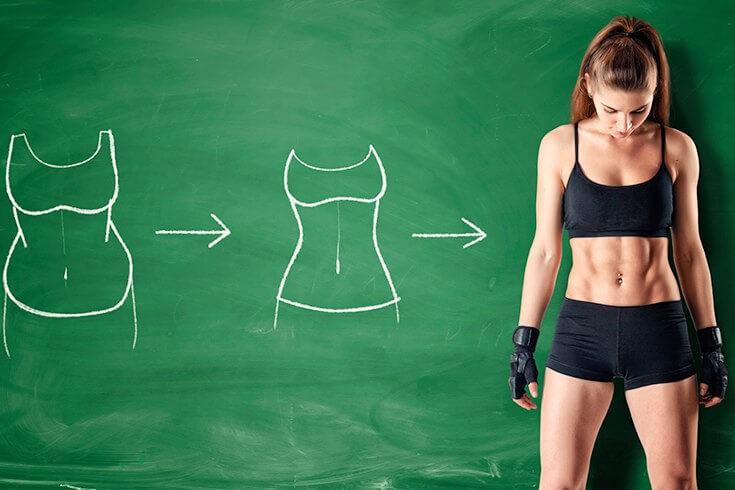 Фитнес тренировка для сжигания жира.1