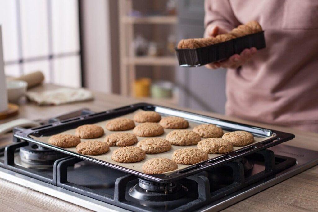 Овсяное печенье как в детстве пошаговый рецепт.1