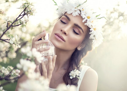 Белоцветочные ароматы на лето.1
