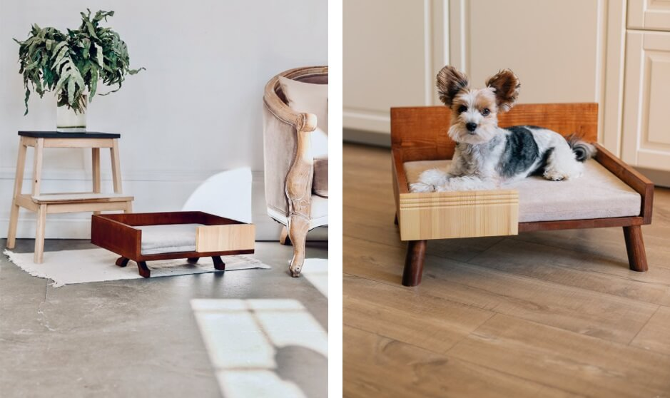 Дизайнерская мебель для кошек и собак.2