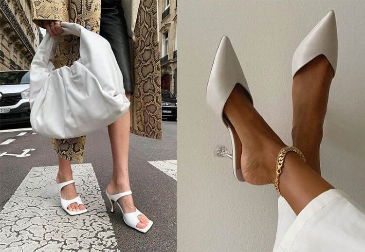 Летняя обувь для города – Классика или тренды1
