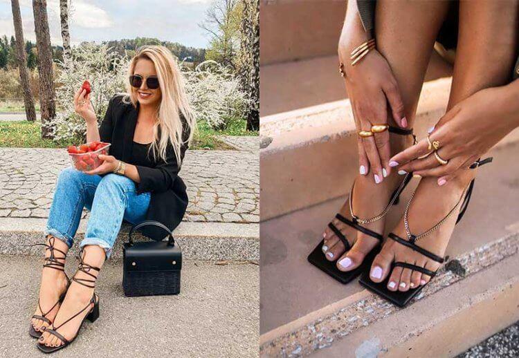 Летняя обувь для города – Классика или тренды2