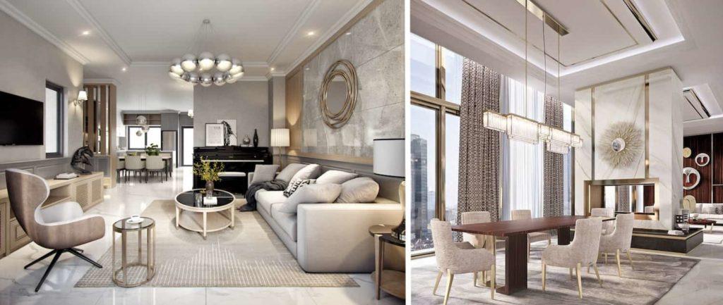 ТОП 10 правил дизайна интерьера гостиной 2021.1