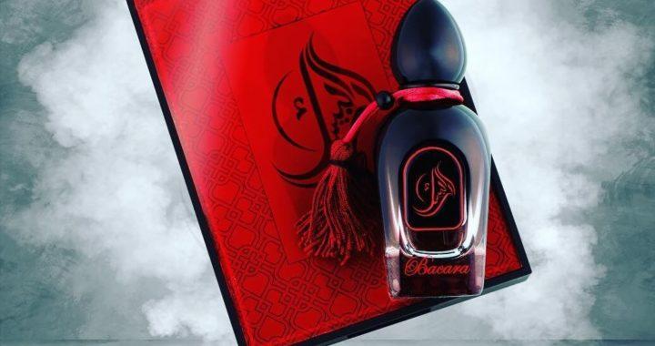 Арабский бренд духов Arabesque.