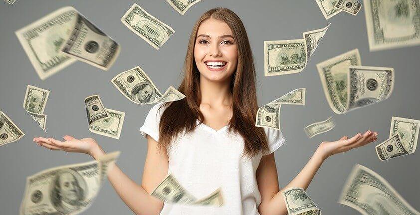 Как раскачать энергию денег в себе от Woman Insight.1