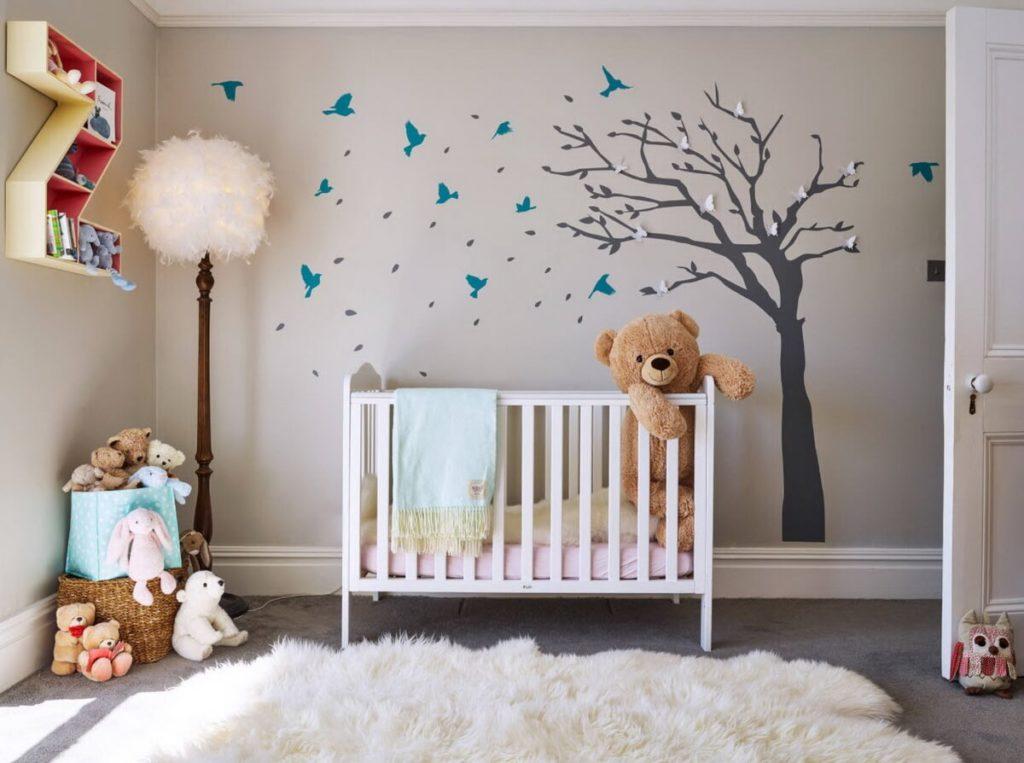 Лучшие и худшие решения для детской комнаты.1