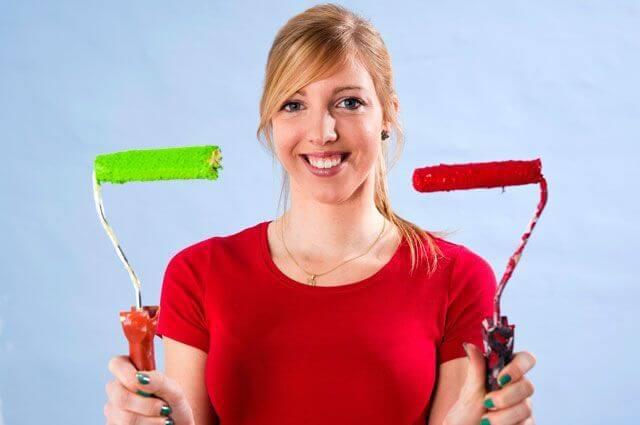 Как подобрать цвета в будущий интерьер.1