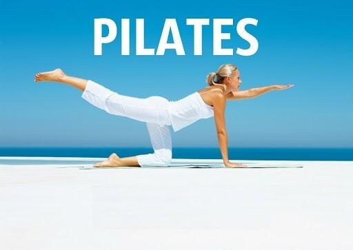 Пилатес для красивого живота и здоровой спины.1