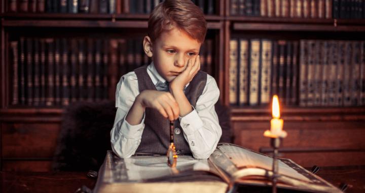 Послушный ребенок - повод задуматься.