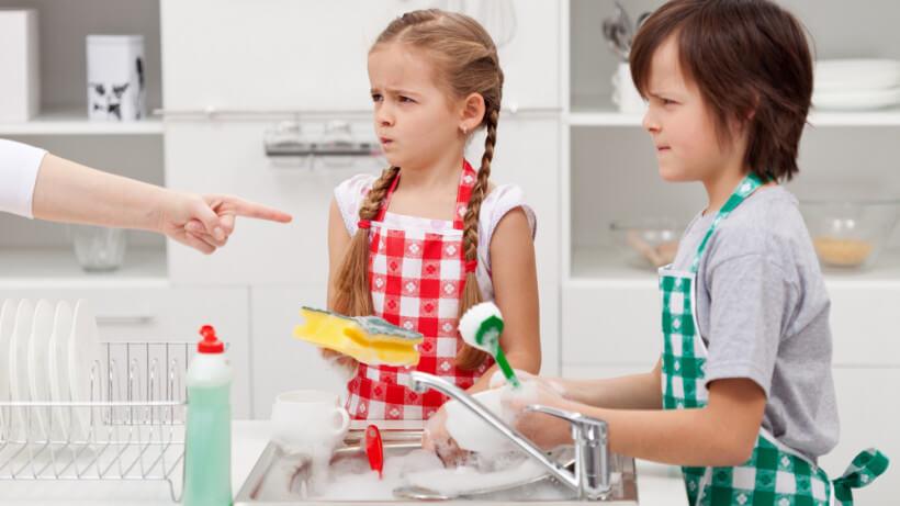 Послушный ребенок – повод задуматься.1