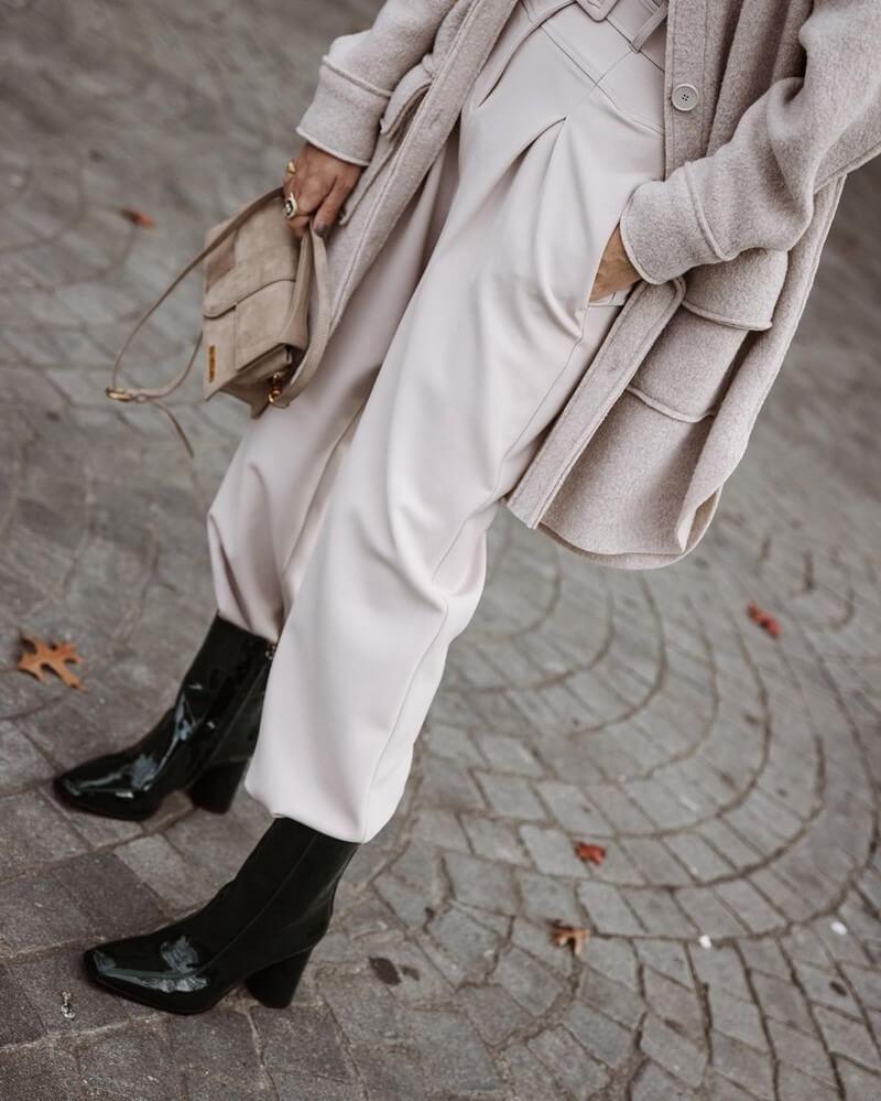Топ-9 модных базовых женских брюк на осень 2021.1