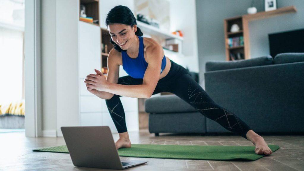 40-минутная йога без нагрузки на суставы.1